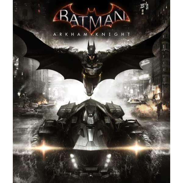 خرید بازی Batman Arkham Knight