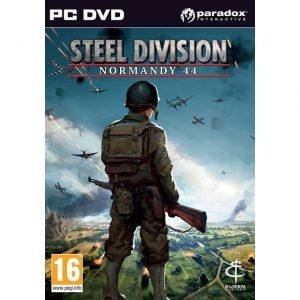 خرید بازی Steel Division Normandy 44