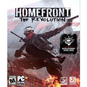 خرید بازی Homefront The Revolution