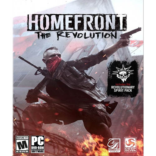 خرید بازی Homefront The Revolution