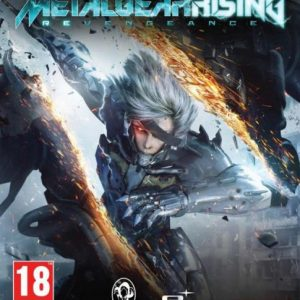 خرید بازی Metal Gear Rising Revengeance