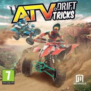 خرید بازی ATV Drift and Tricks