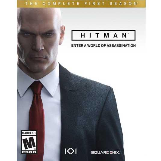 خرید بازی Hitman