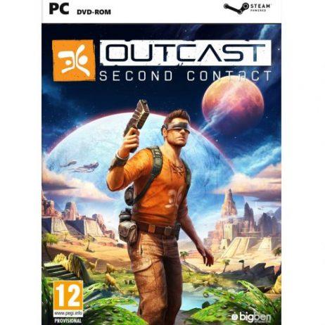 خرید بازی Outcast Second Contact