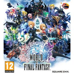 خرید بازی World of Final Fantasy