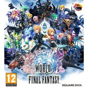 خرید بازی World of Final Fantasy