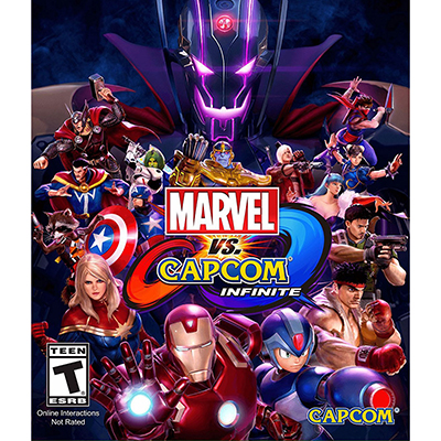 خرید بازی Marvel vs. Capcom Infinite