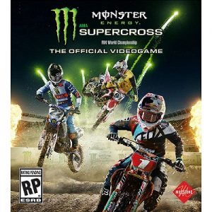خرید بازی Monster Energy Supercross