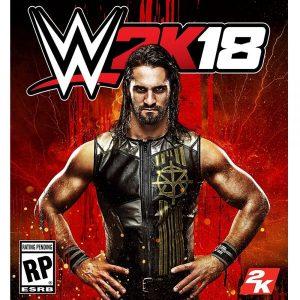 خرید بازی ارزان WWE 2K18