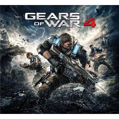 خرید بازی Gears of War 4