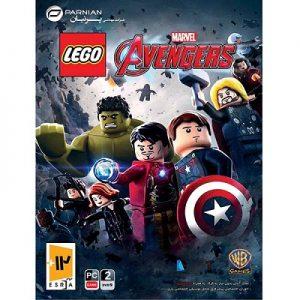 خرید بازی LEGO Marvels Avengers