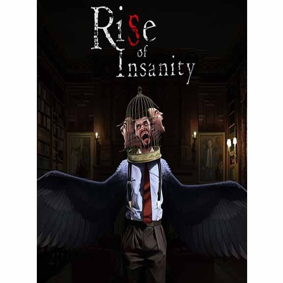 خرید بازی Rise of Insanity