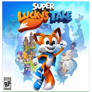 خرید بازی Super Luckys Tale