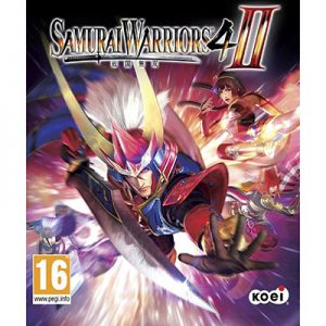 خرید بازی SAMURAI WARRIORS 4