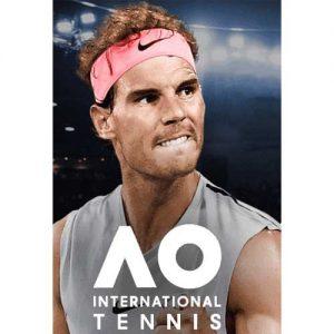خرید بازی AO International Tennis