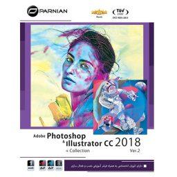 خرید نرم افزار Adobe Photoshop 2018