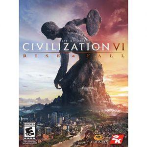 خرید بازی Civilization VI Rise and Fall
