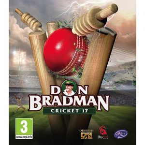 خرید بازی Don Bradman Cricket 17