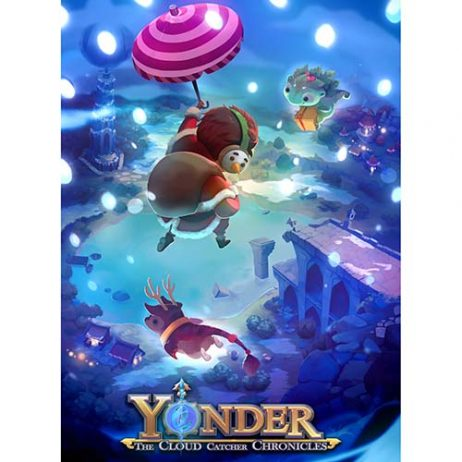 خرید بازی Yonder The Cloud Catcher Chronicles