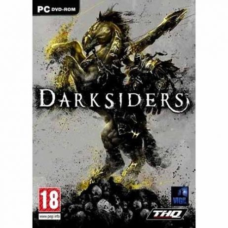 خرید بازی Darksiders 1