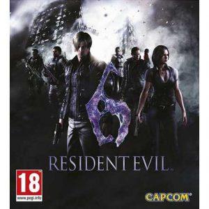 خرید بازی Resident Evil 6