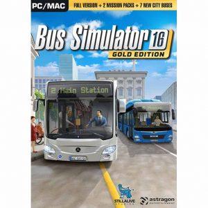 خرید بازی Bus Simulator 16
