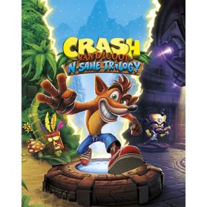 خرید بازی Crash Bandicoot N Sane Trilogy