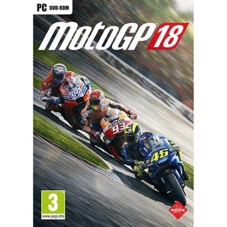 خرید بازی MotoGP 18
