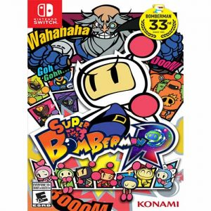 خرید بازی Super Bomberman R