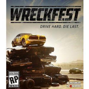 خرید بازی Wreckfest