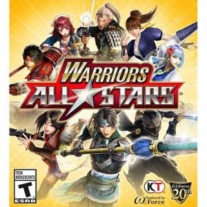 خرید بازی Warriors All Stars