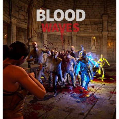 خرید بازی Blood Waves