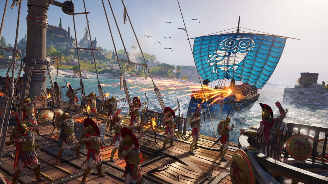 خرید بازی Assassins Creed Odyssey
