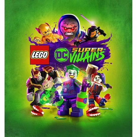 خرید بازی LEGO DC Super Villains