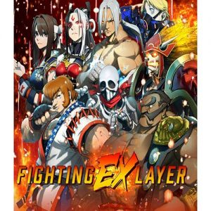 خرید بازی FIGHTING EX LAYER