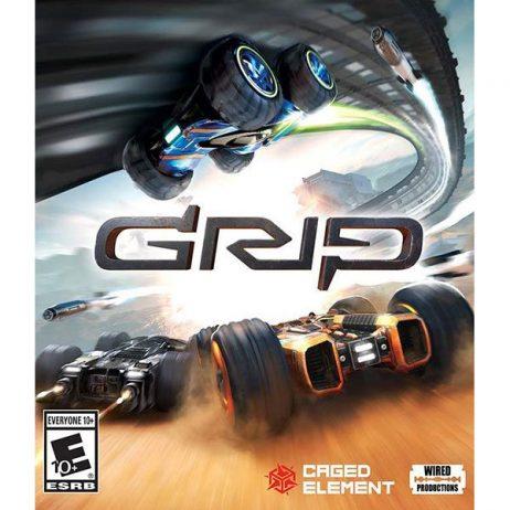 خرید بازی GRIP Combat Racing