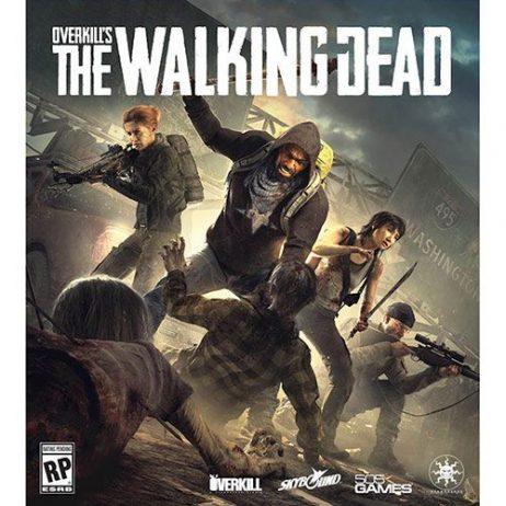 خرید بازی OVERKILLs The Walking Dead