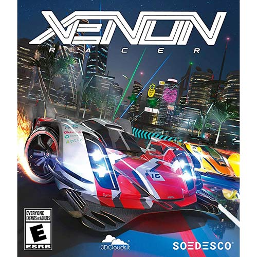 خرید بازی Xenon Racer Grand Alps