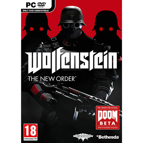 خرید بازی Wolfenstein The New Order