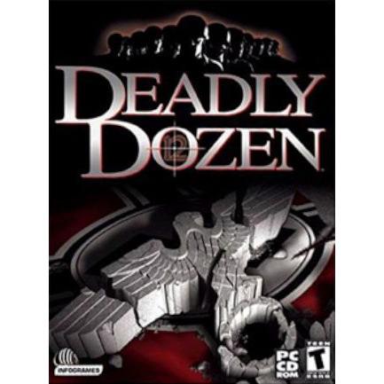 خرید بازی deadly dozen 1