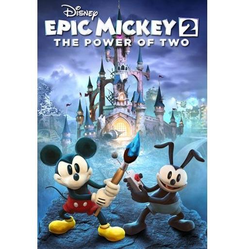 خرید بازی Epic Mickey 2