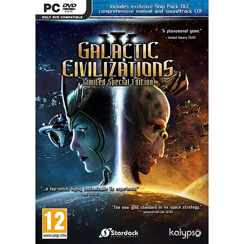 خرید بازی Galactic Civilizations 3