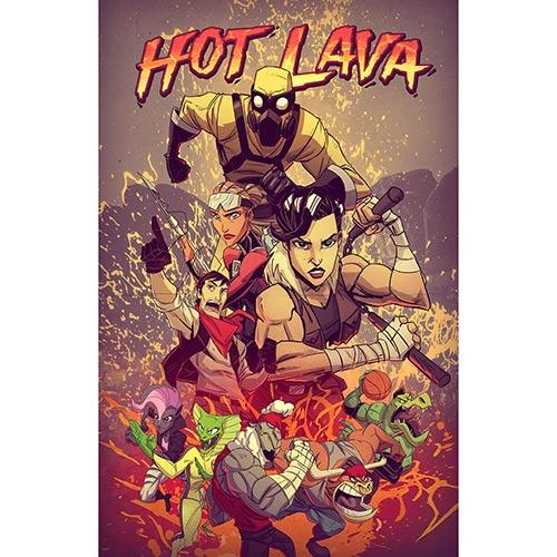 خرید بازی Hot Lava