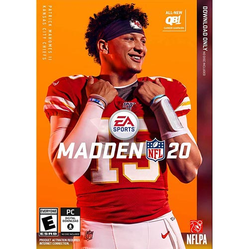 خرید بازی Madden NFL 20
