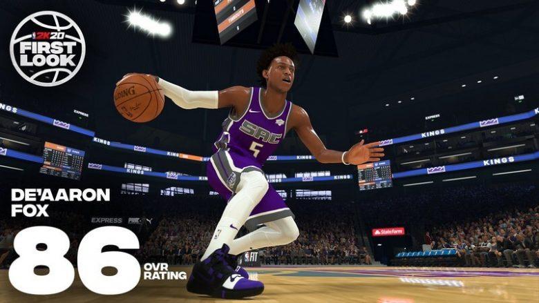 خرید بازی NBA 2K20