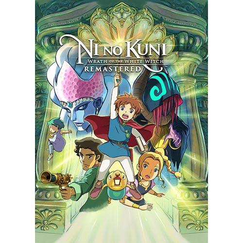 خرید بازی Ni no Kuni Wrath
