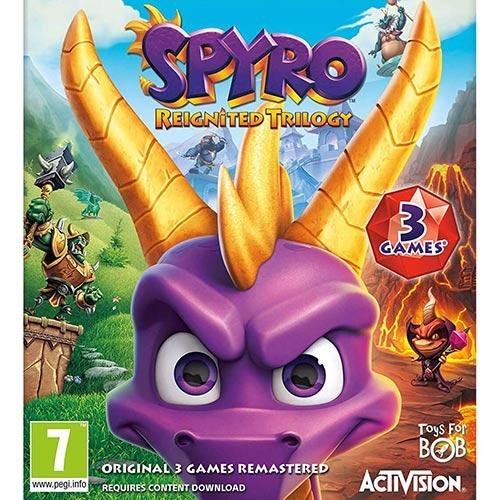 خرید بازی Spyro Reignited Trilogy