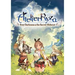 خرید بازی Atelier Ryza Ever Darkness and the Secret Hideout