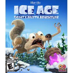 خرید بازی Ice Age Scrats Nutty Adventure
