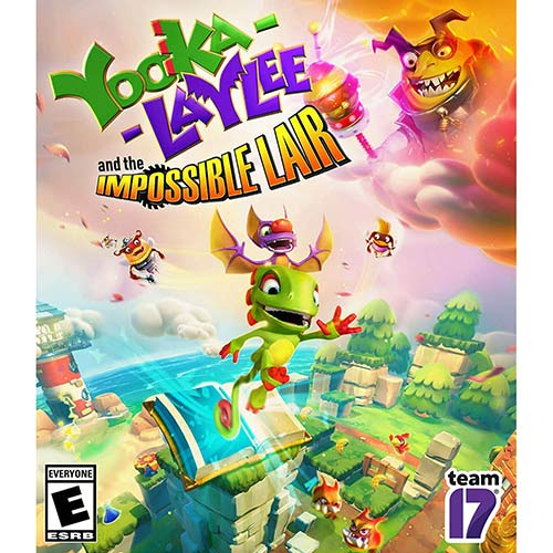 خرید بازی Yooka-Laylee and the Impossible Lair
